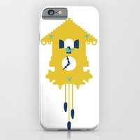 iPhone & iPod Case featuring Cuckoo No. 2 by Krysti Kalkman