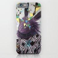 Dark Rabbit iPhone 6 Slim Case