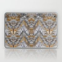 Wood Quilt 2 Laptop & iPad Skin