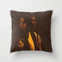 Cyril Throw Pillow