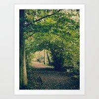 Precious Autumn  Art Print
