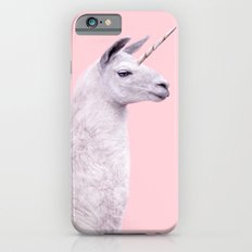 UNICORN LLAMA Slim Case iPhone 6s
