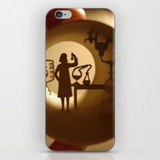 Laboratory (Laboratoire) iPhone & iPod Skin