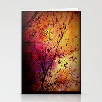 The Storm (later That Ve… Stationery Cards