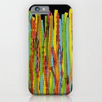 patterns - spaghettis 1 iPhone 6 Slim Case