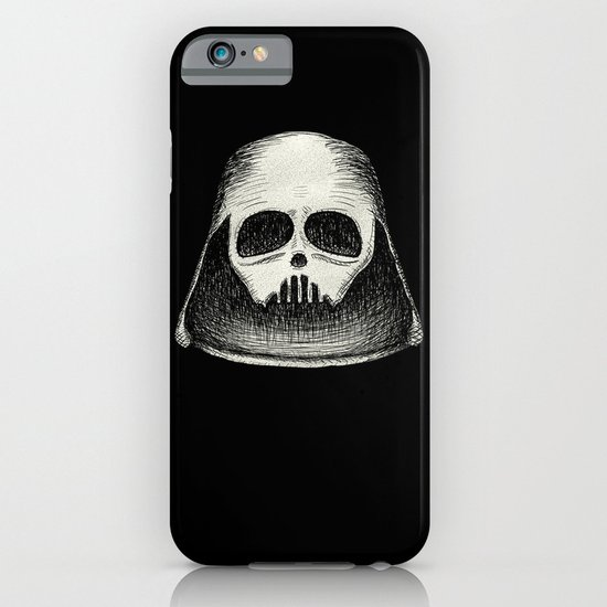 Death Vader iPhone & iPod Case