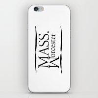 Worcester iPhone & iPod Skin