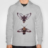 snowberry clearwings Hoody