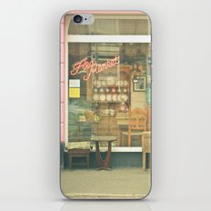Market iPhone & iPod Skin