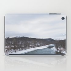 Frozen River iPad Case