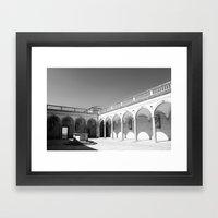 The Abbey II Framed Art Print