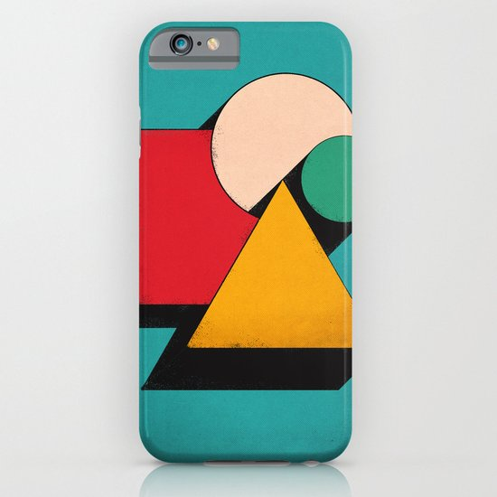 Shapeville iPhone & iPod Case