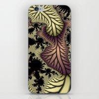 Leaf Fractal iPhone & iPod Skin