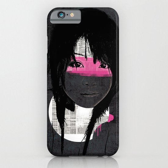 Pink Phone iPhone & iPod Case