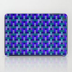 Woven Pixels II iPad Case
