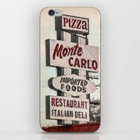 Monte Carlo iPhone & iPod Skin