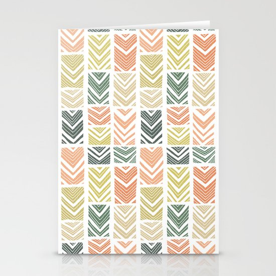 Sugar Wave Stationery Card