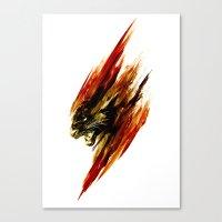 Thundercat Canvas Print