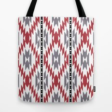 Ethnic rug pattern Tote Bag