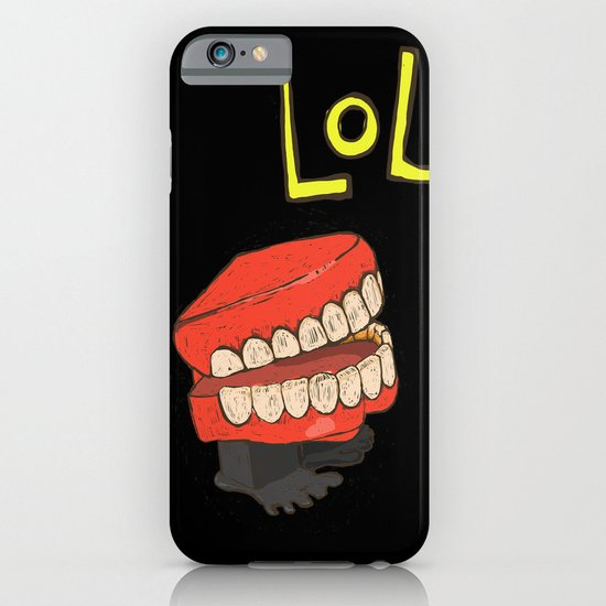 lol iPhone & iPod Case