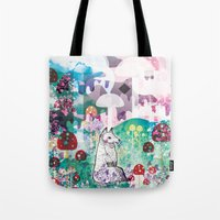 Wonder World Tote Bag