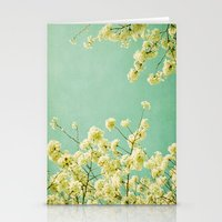 Spring Delight Stationery Cards