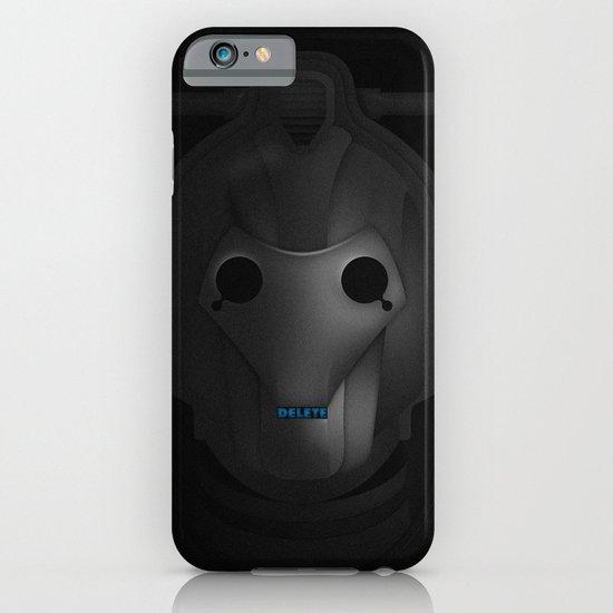 Delete iPhone & iPod Case