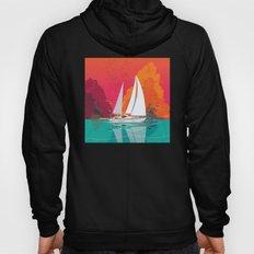 Sailing to Delos Hoody