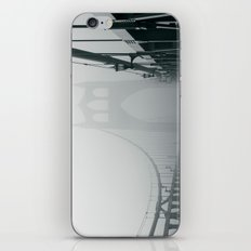 Grey St. Johns iPhone & iPod Skin