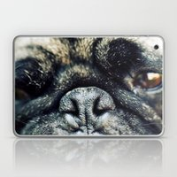 Pug-Nosed Laptop & iPad Skin