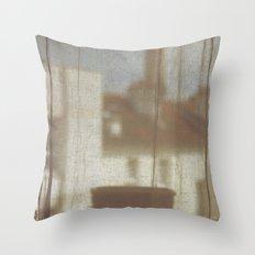 Au Petit Matin Throw Pillow