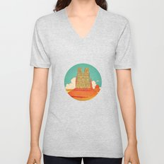devotion Unisex V-Neck
