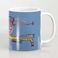 Ballerina Riding Mug