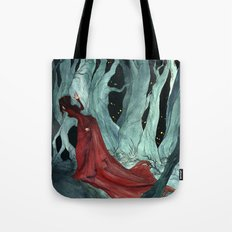 Snow White Lost In The W… Tote Bag