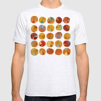 Pies Are Squared Mens Fitted Tee Ash Grey SMALL