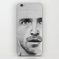 Aaron Paul iPhone & iPod Skin