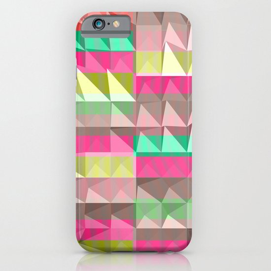Pyramid Scheme iPhone & iPod Case