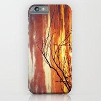 Fiery Sunset iPhone 6 Slim Case