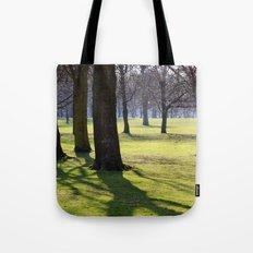2009 - Park (High Res) Tote Bag