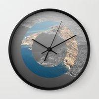 AMERICA #2 Wall Clock