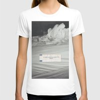 FORTUNE Womens Fitted Tee White SMALL
