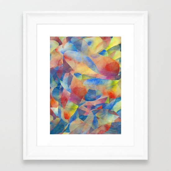 What You're Missing Framed Art Print