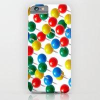 Pushpins iPhone 6 Slim Case