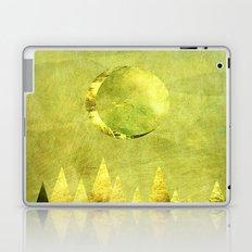 Hushed Moon Laptop & iPad Skin