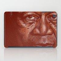 free-man part 2 iPad Case