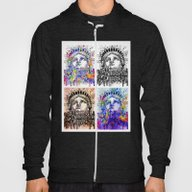 New York City Pop Art Hoody