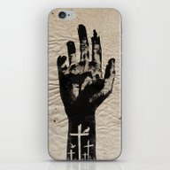 iPhone & iPod Skin featuring The Walking Dead by FCRUZ