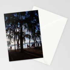 Last Ray of Sun Stationery Cards