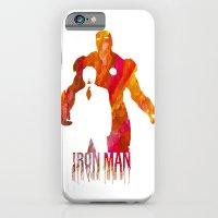 iPhone & iPod Case featuring Iron Man by Jon Hernandez