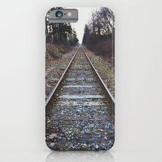 Train Tracks iPhone 6 Slim Case